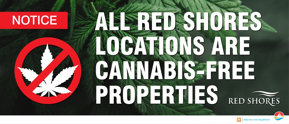 Red Shores - Cannabis Free